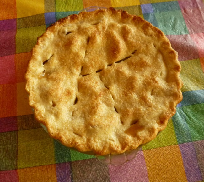 apple pie in Chile