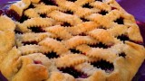 Blackberry Ginger Pie