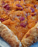 Apricot Hamentash Pie