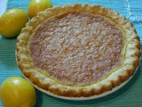 Very Lemon Chess Pie