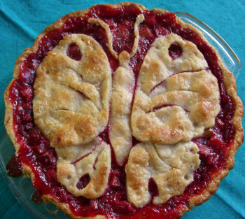 Happy Anxiety at the Pie Contest