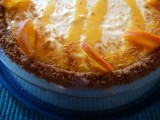 Sunshine Chiffon in Gingersnap Crust